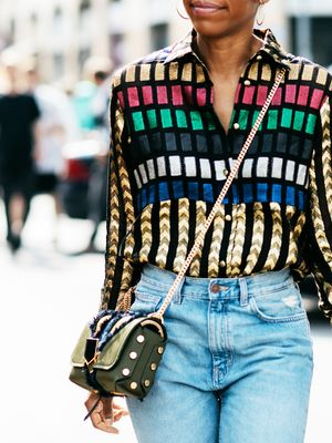 11 Tops to Wear With High-Waisted Skinny Jeans