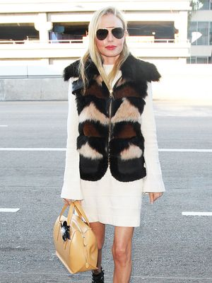 Kate Bosworth Is on Board With This Major Shoe Trend