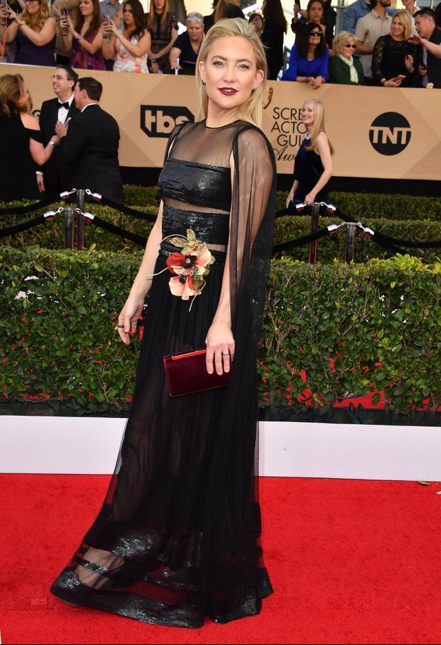 Who: Kate Hudson