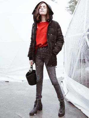 The #1 Reason These Skinny-Jean Outfits Are So Perfect