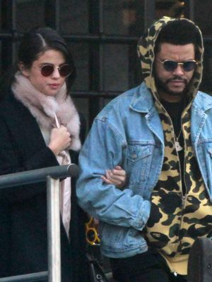 Selena Gomez Wore the Chicest Boots in Italy With the Weeknd