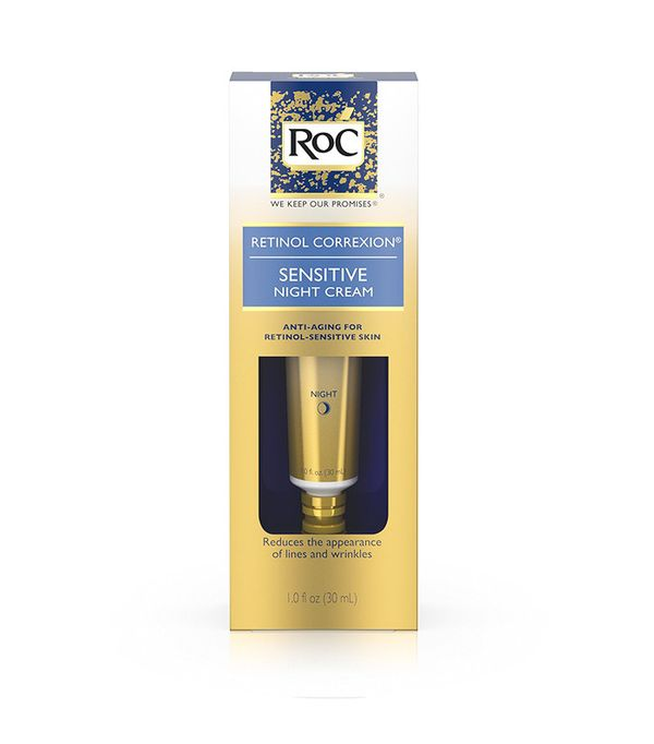 Best affordable skincare products: RoC Retinol Correxion Sensitive Night Cream