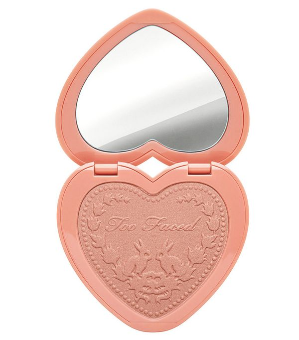 Best blushers: Too Faced Love Flush Blusher in Baby Love