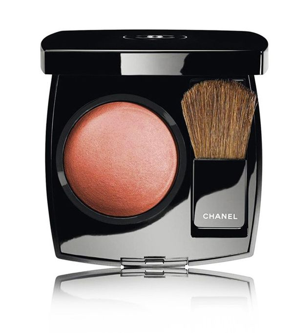 Best blushers: Chanel Joues Contrast Powder Blush