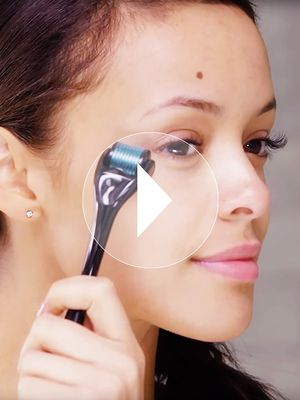 Derma-Rolling 101: Erase Eye Bags and Wrinkles With This Easy Tool