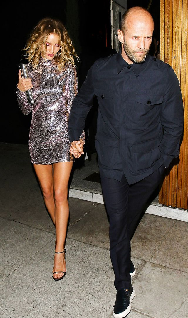 How Celebs in NYC vs. L.A. Dress for Date Nights