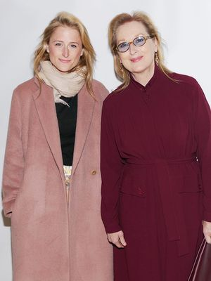 Meryl Streep and Her Daughter Were Basically the Same Person in Their 20s