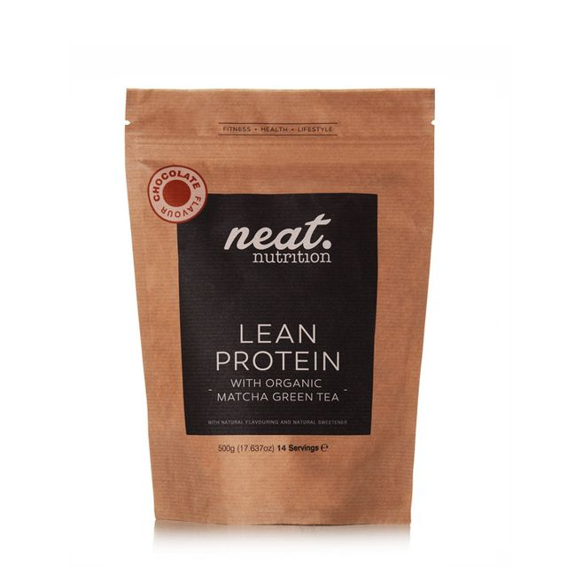 how many calories should I eat: Neat Nutrition Lean Protein in Chocolate