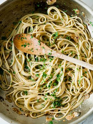 Found: The Perfect Date-Night Pasta Recipe (It's So Simple)