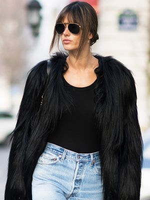 The Winter Outfit Formula for Girls Who Love to Wear Black
