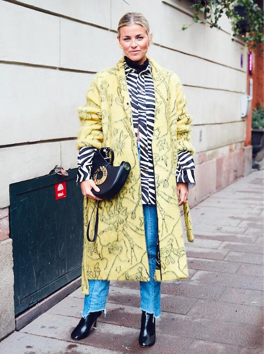 Stockholm Fashion Week Street Style