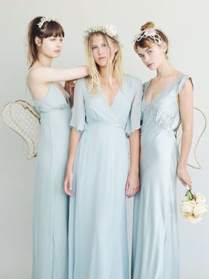 The Non-Fussy Bride-to-Be Will Love This New Collection