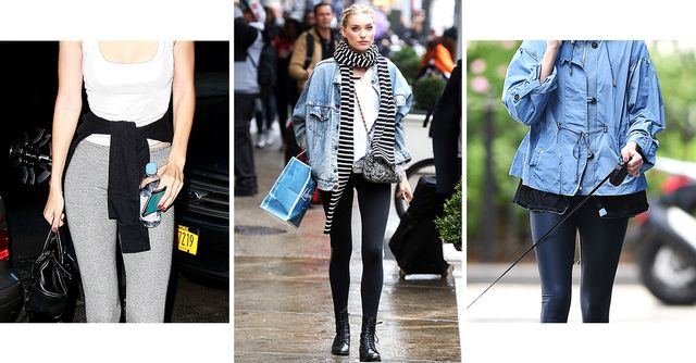 7 Things You Should Never Wear With Leggings