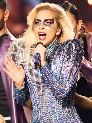 Lady Gaga's Super Bowl Beauty Transformation Deserves a Second Look