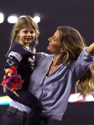 Gisele Freaking Out Is the Best GIF of the Super Bowl