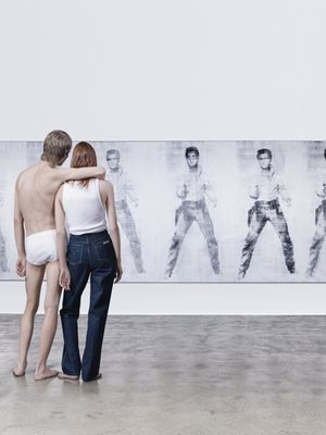 Raf Simons's First Calvin Klein Ads Are Not What You'd Expect