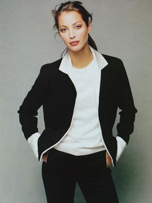 What Christy Turlington Really Thinks About the '90s Resurgence