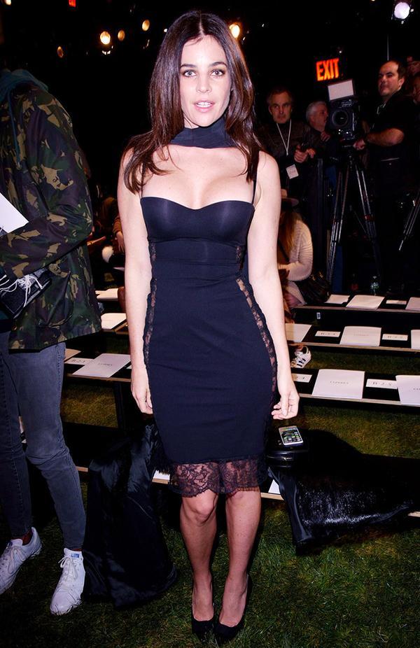 New York Fashion Week February 2017 Front Row: Julia Restoin-Roitfeld