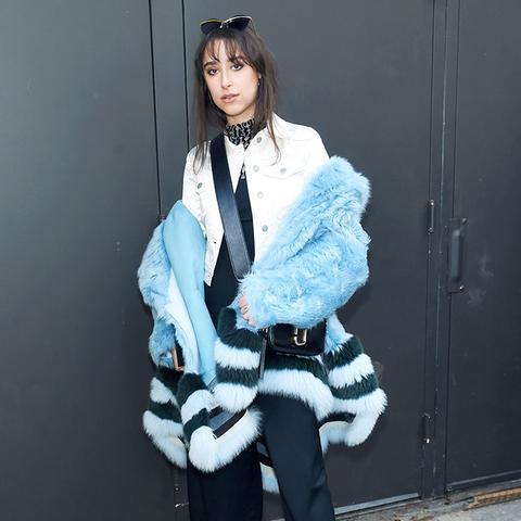 New York Fashion Week February 2017 Front Row: Chloe Wise