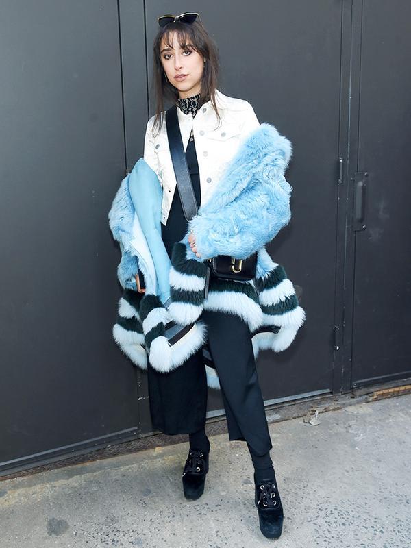 New York Fashion Week February 2017 Front Row: