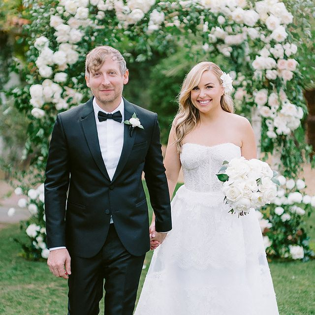 Inside Our Co-Founder Hillary Kerr's Exquisite Palm Springs Wedding