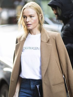 Kate Bosworth Just Channeled Kate Moss at Calvin Klein