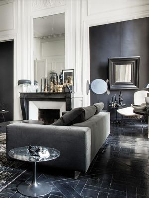 This Paint Color Is Universally Flattering, Says Pierre Hardy—Here's Proof