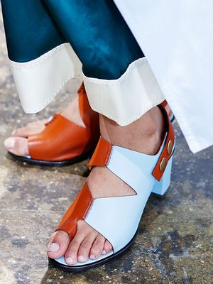 "Calling It: This ""Weird"" Shoe Trend Will Be Everywhere This Spring"