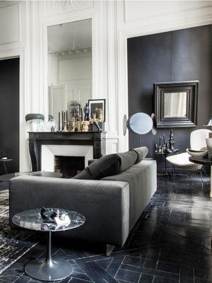 Inside a Fashion Designer's Achingly Cool Parisian Pad