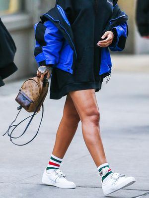 Confirmed: This Is How to Wear Sneakers in 2017