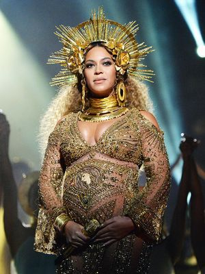 Beyoncé's Epic Grammys Performance Was Everything—See It Here
