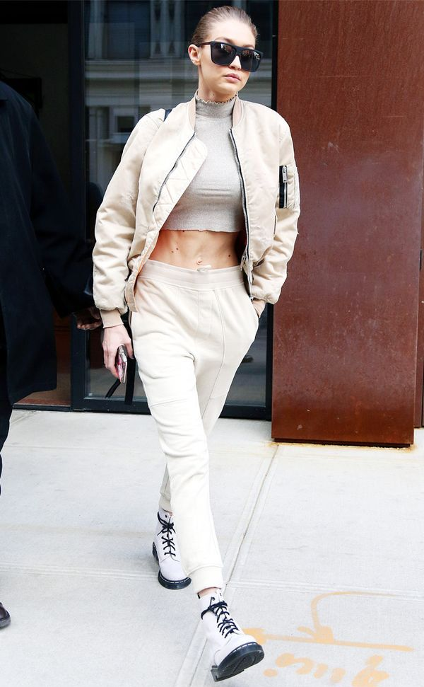 Gigi Hadid S Wearing The Boots You Threw Away Years Ago