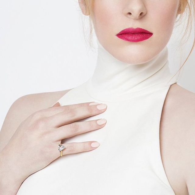 The Anti-Engagement Ring Trend Were All Talking About