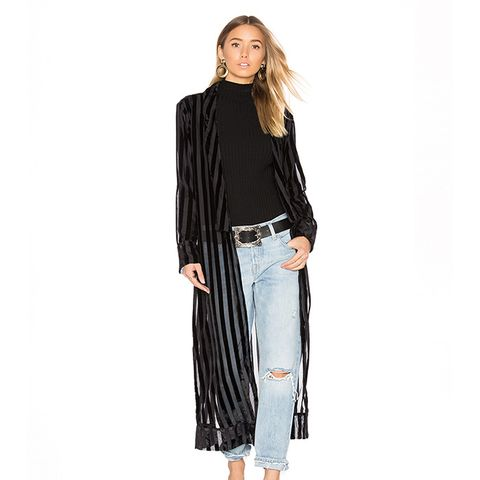 Yoselin Maxi Bed Jacket