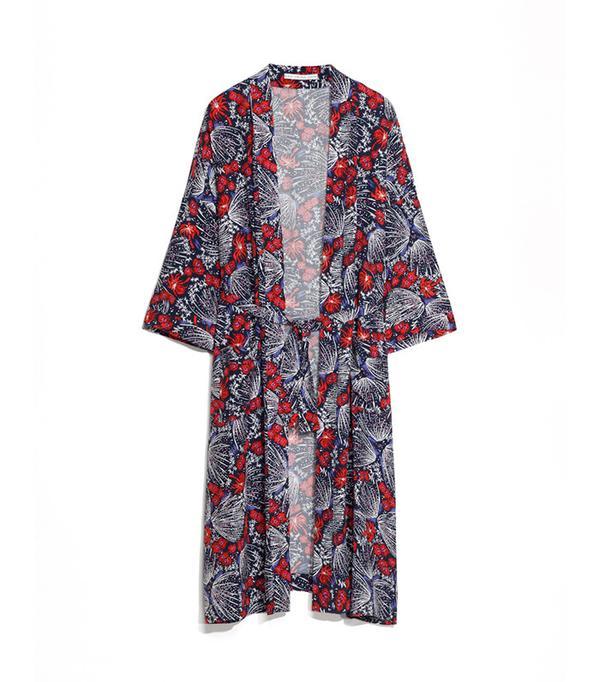 & Other Stories Shinjuku Long Kimono Coat