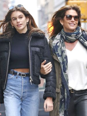 How Models Off Duty Dress in Their Teens and Their 50s