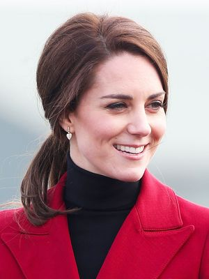 How Kate Middleton Perfectly Styled Red on Valentine's Day