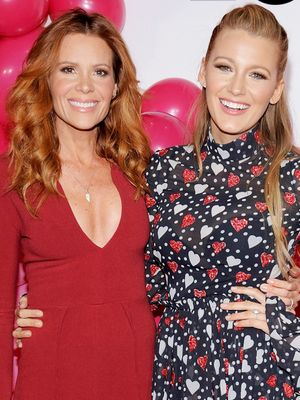 Blake Lively and Her Sister Have the Cutest Coordinating Style