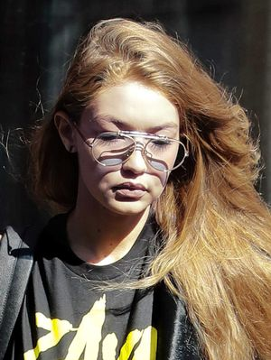 Gigi Hadid's T-Shirt Is So Much Better Than a Valentine's Day Card