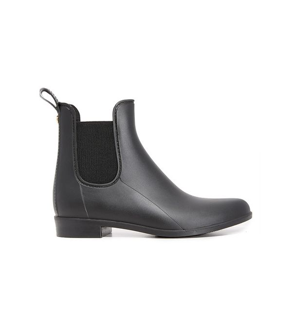 how to make rain boots wider