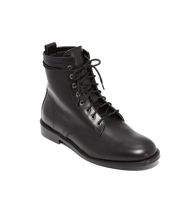 Designer hiking boots