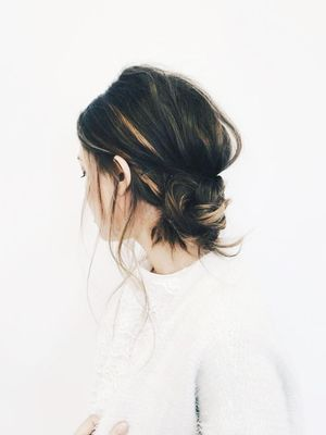 """It's Official: """"Banana Buns"""" Are the Hairstyle French Girls Can't Stop Pinning"""