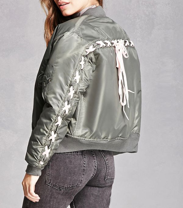 affordable bomber jacket