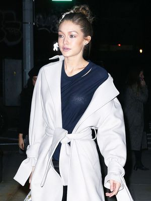 Gigi Hadid Just Wore the Chicest Topshop Ankle Boots