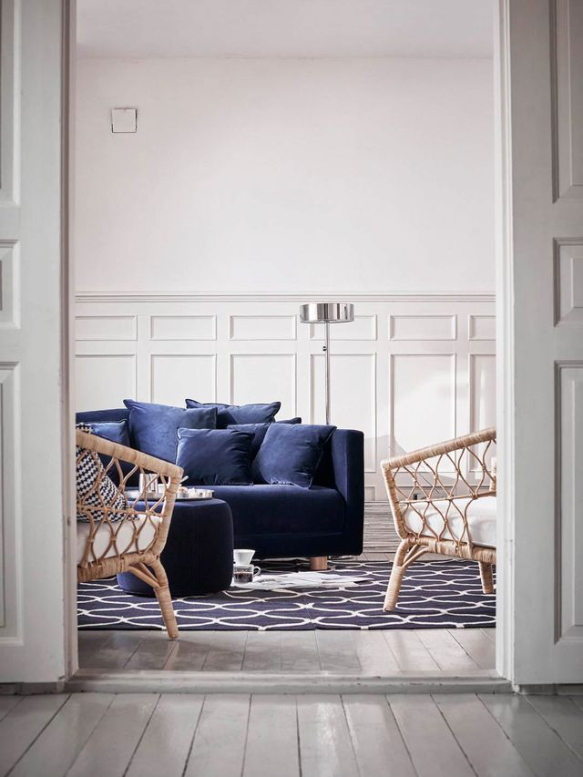 the one item you 39 ll want from ikea 39 s new stockholm line mydomaine. Black Bedroom Furniture Sets. Home Design Ideas
