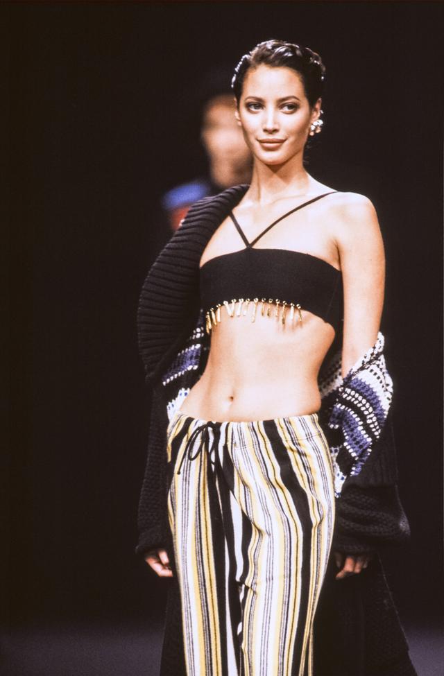 Paris Fashion Week 1990s