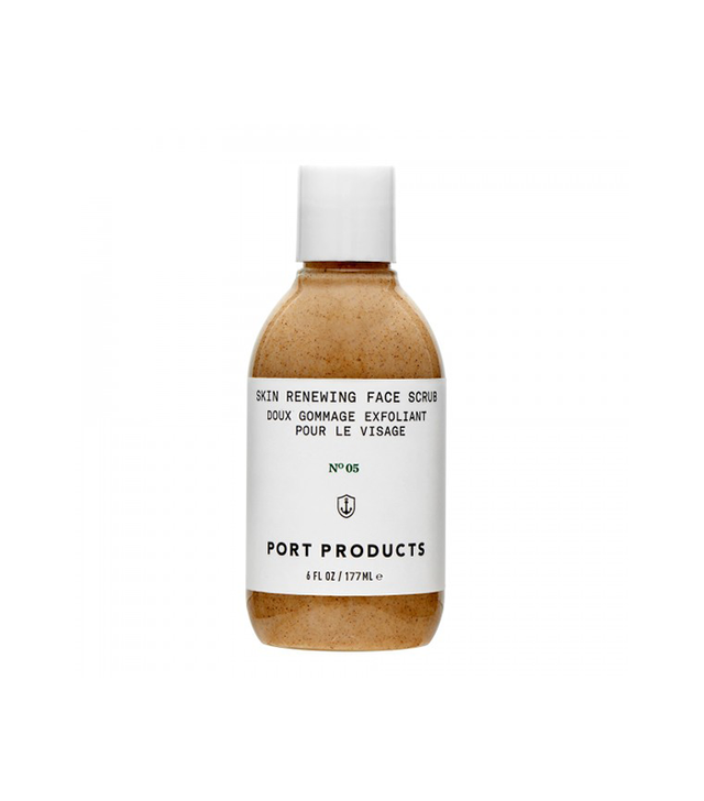 Beauty tips from men: Port Products Skin Renewing Face Scrub