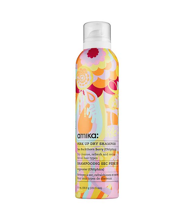 Beauty tips from men: Amika Perk Up Dry Shampoo
