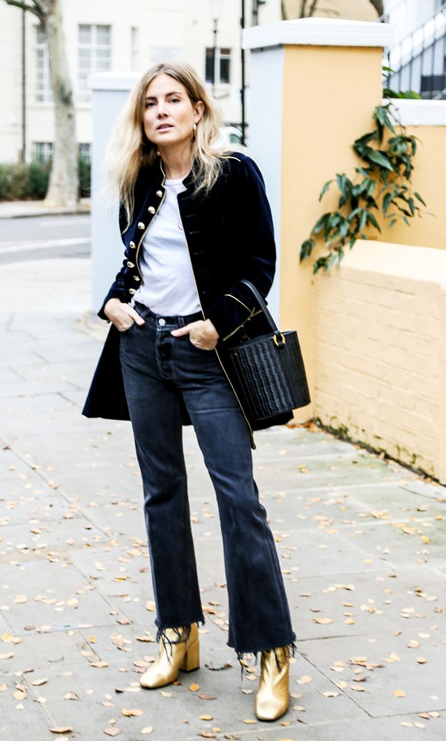 How To Dress Like A Londoner According To The Capital 39 S Fashion Experts Whowhatwear Uk