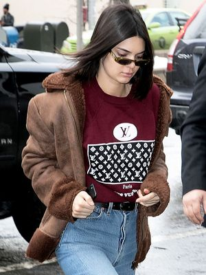 The One Ankle Boot Style Kendall Jenner's Wearing All Fashion Week